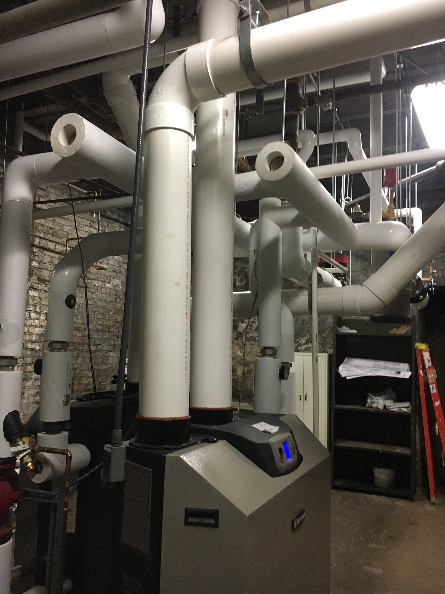 Richardson park boiler